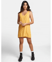 Women's RVCA Boundary Dot Dress