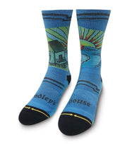 Unisex Merge 4 Sublime Bradley's House Crew Sock