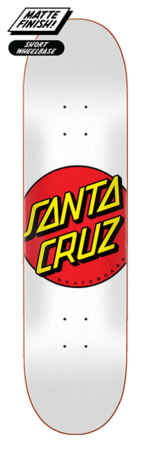 Santa Cruz Classic Dot 8.00in x 31.62in