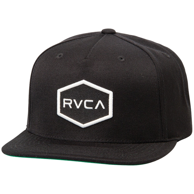 Men's RVCA Commonwealth Snapback