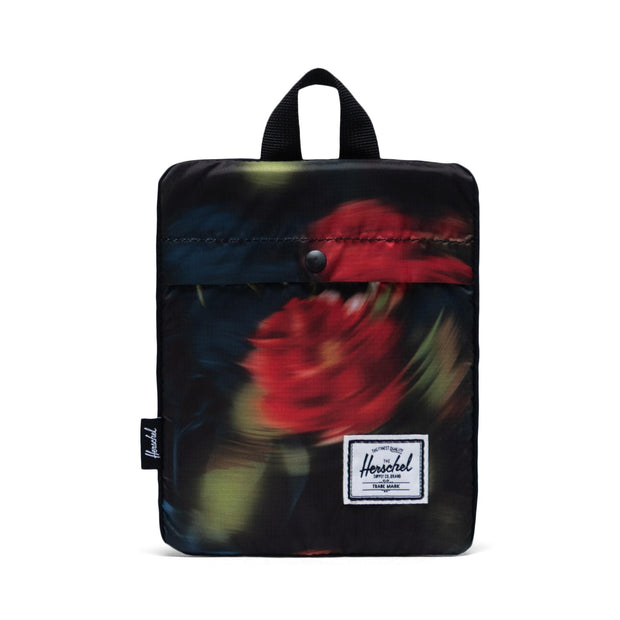 Unisex Herschel Daypack Backpack | Packable Collection | Blurry Roses