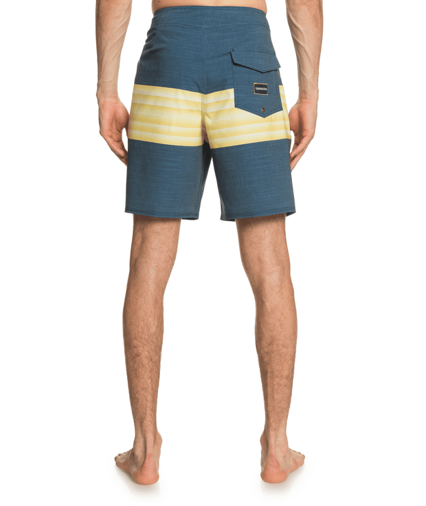 "Men's Quiksilver Highline Six Channel 19"" Boardshort"