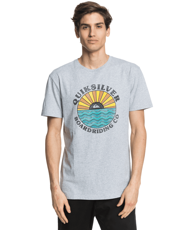 Men's Quiksilver The Modern Rage Short Sleeve Tee