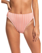 Women's Roxy Sandy Treasure High Leg Bottom