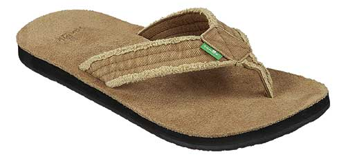 Men's Sanuk Fraid Not Sandal
