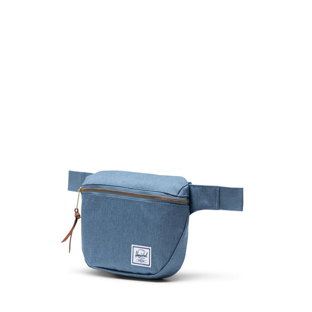 Unisex Herschel Fifteen Hip Pack | Blue Mirage Crosshatch