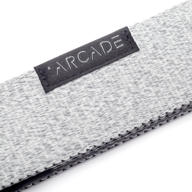 Men's Arcade Foundation Belt - Heather Grey