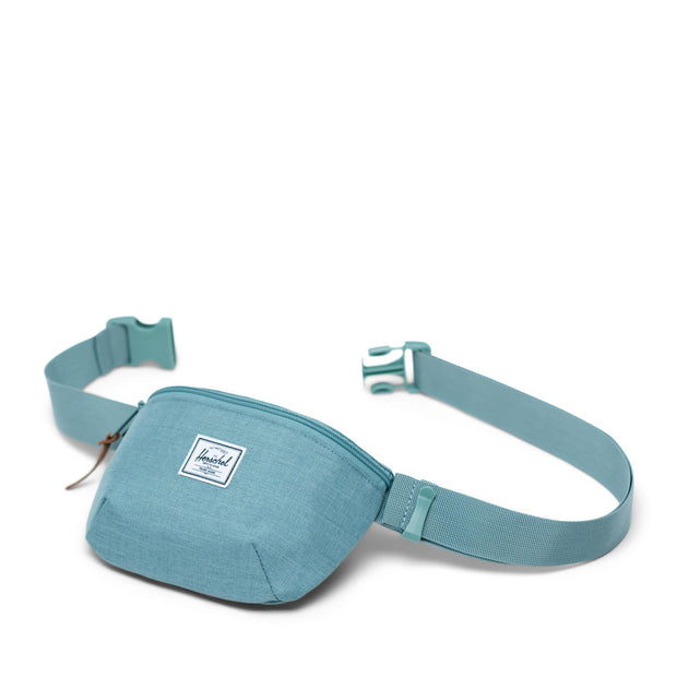 Unisex Herschel Fourteen Hip Pack | Oil Blue Crosshatch