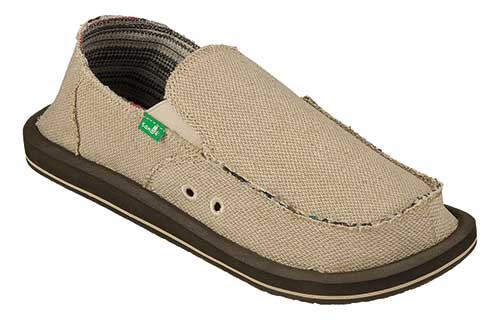 Men's Sanuk Hemp
