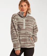 Women's Billabong Switch Back Half Zip