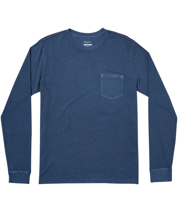 Men's RVCA PTC Pigment Long Sleeve Tee