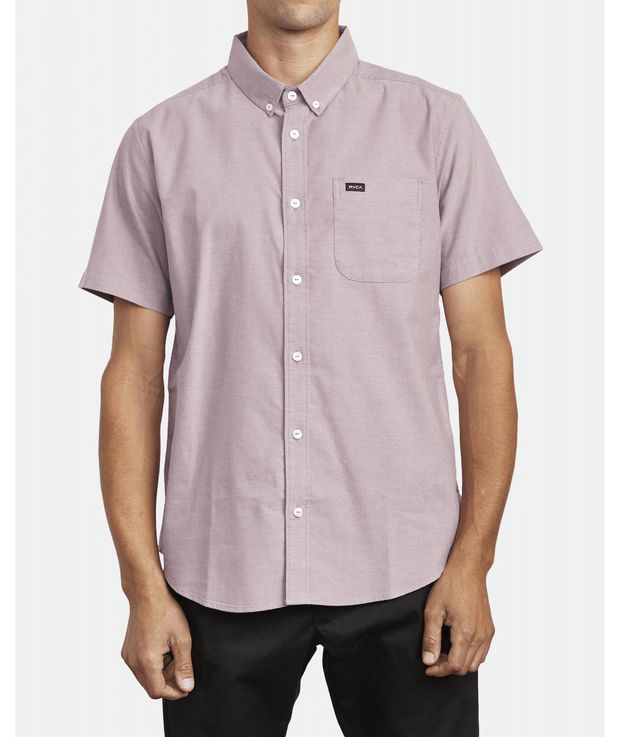 Men's RVCA That'll Do Stretch Short Sleeve