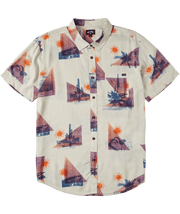 Men's Billabong Sundays Floral SS Shirt
