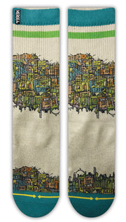 Women's Merge 4 The Hood Sock