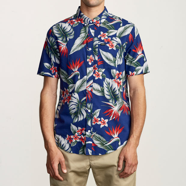 Men's RVCA Montara SS Shirt