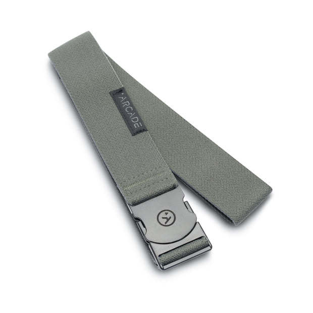 Men's Arcade Ranger Belt - Ivy Green