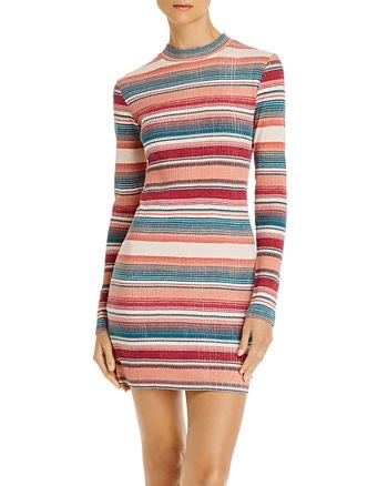 Women's Roxy Smooth Dreamer Long Sleeve High Neck Dress