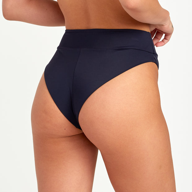 Women's RVCA Solid High Rise Bottom