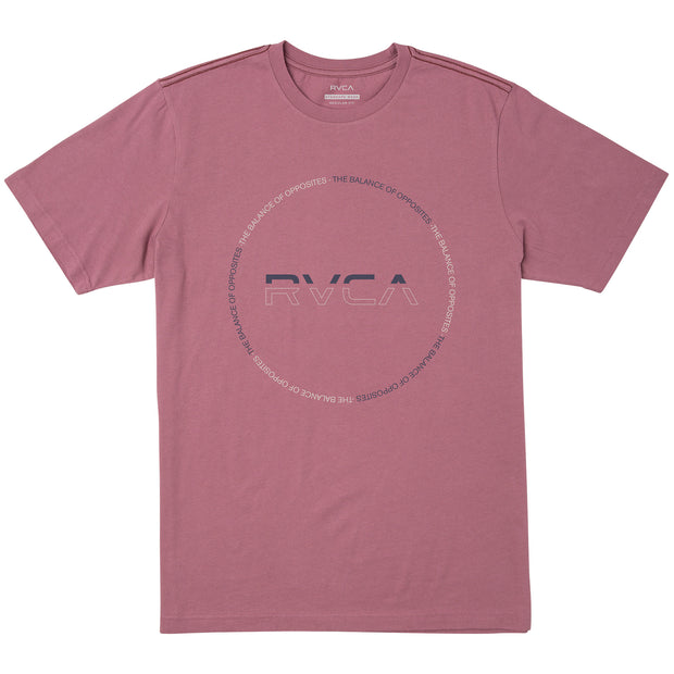 Men's RVCA Splitter Seal SS Tee
