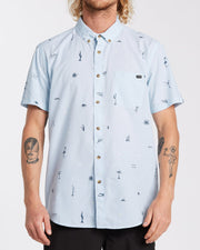 Men's Billabong Sundays Mini SS Shirt