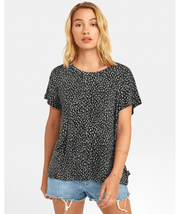 Women's RVCA Suspension 3 Tee