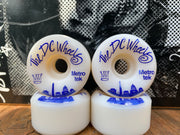 The DC Wheels X Metrotek 53mm Street Wheels
