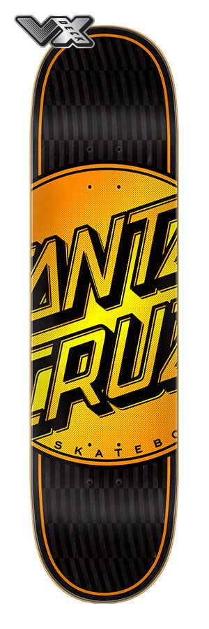 Santa Cruz Total Dot VX Deck 8.0in x 31.6in