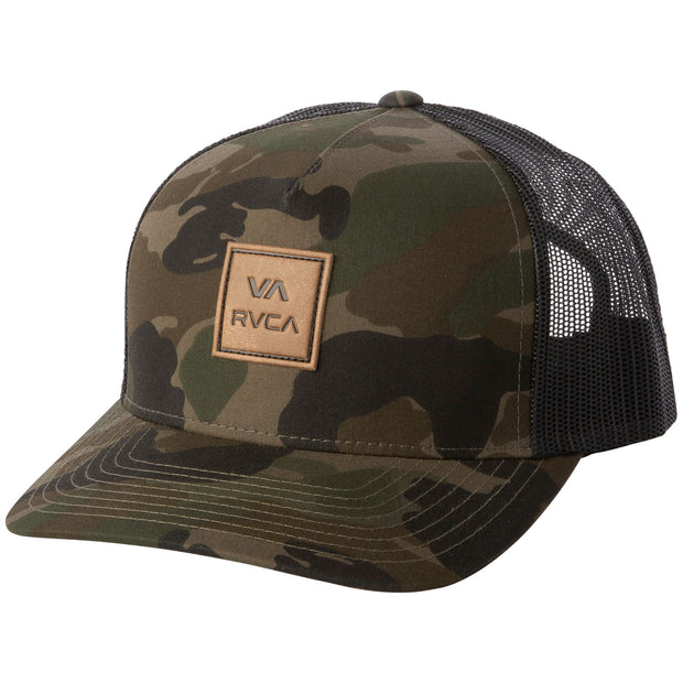 Men's RVCA VA All The Way Curved Brim Trucker