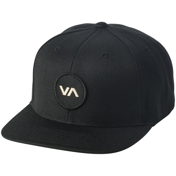 Men's RVCA VA Patch Snapback Hat