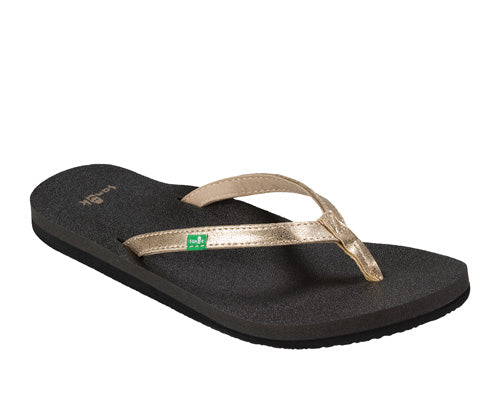 Women's Sanuk Yoga Joy Metallic
