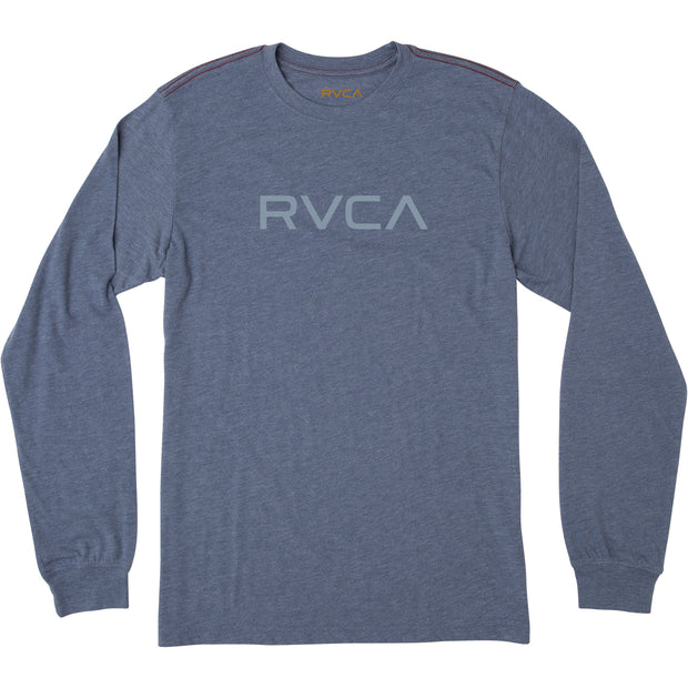 Men's RVCA Big RVCA Long Sleeve Tee