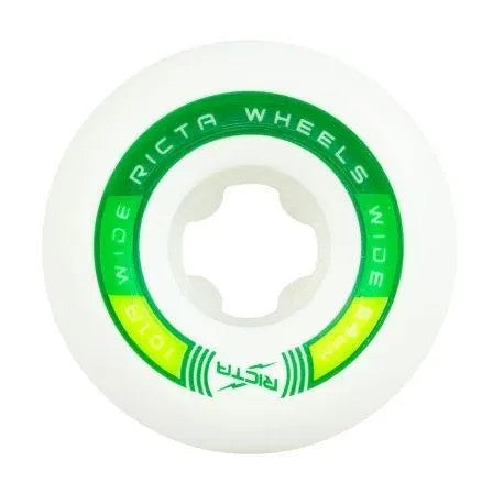 Ricta Rapido Wide Wheels - White - 54mm