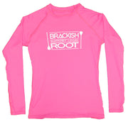 Women's Brackish x Root Long Sleeve Performance Rash Guard