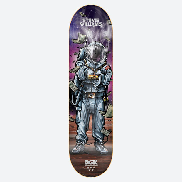 DGK Mashup Williams Deck