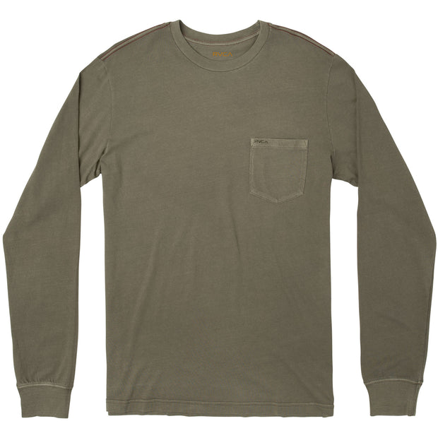 Men's RVCA PTC Pigment Long Sleeve