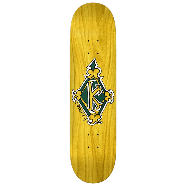Krooked - Regal 8.5 Deck