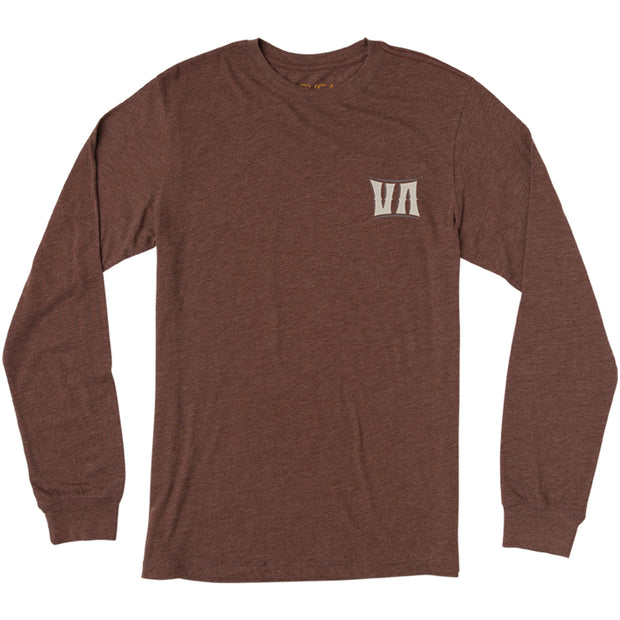 Men's RVCA Sagebrush Long Sleeve Tee