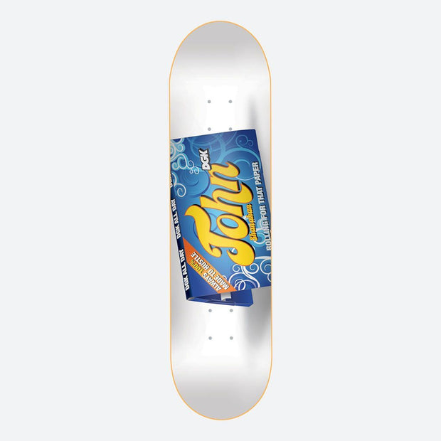 DGK Rolling Papers Shanahan Deck