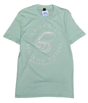 Unisex Brackish Waters Shuck It SS Tee