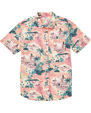 Men's Billabong Sundays Floral SS Top