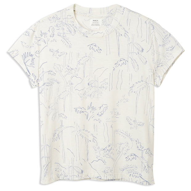 Women's RVCA Suspension Tee