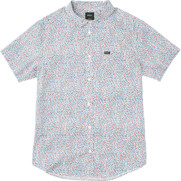 Men's RVCA Happy Thoughts Short Sleeve