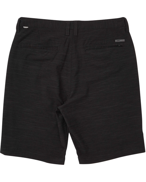 Men's Billabong Crossfire X Slub Hybrid Short