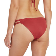 Women's RVCA Solid Full Tab Side Bottom