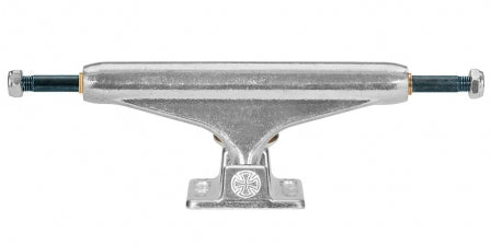 Independent Inde Stage 11 Forged Hollow Titanium Silver Truck