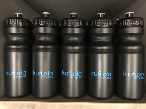 Kufuka Water Bottle - available in studio