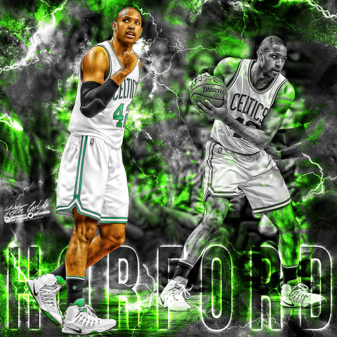Al Horford Playoffs Edit PSD
