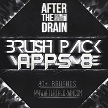 Afterthedrain APPS Brush Pack Vol. 8
