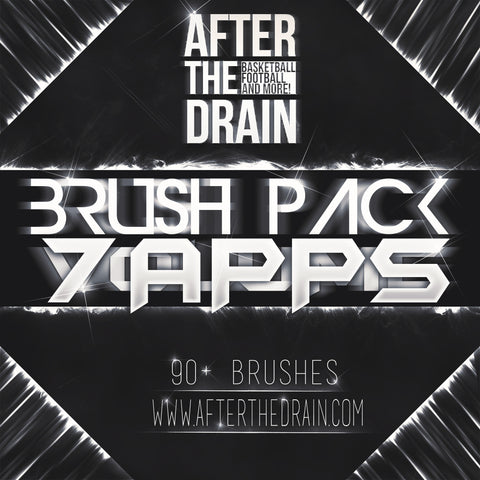 Afterthedrain APPS Brush Pack Bundle Vol. 1 - Vol. 7