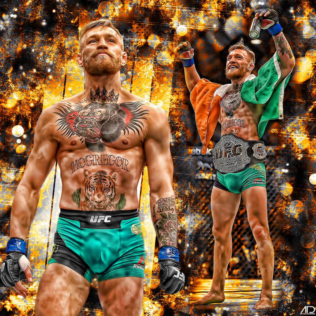 Conor McGregor PSD